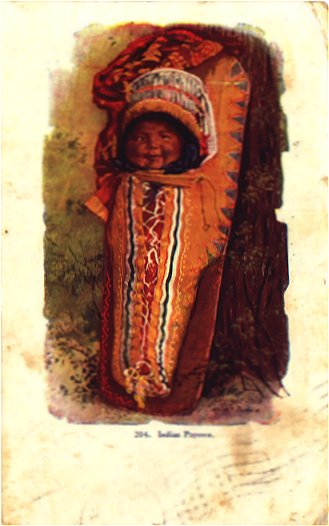 bef597fd905 Papoose Cradleboards of the Nations